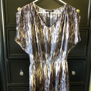 Express holiday party high/low dress - size M